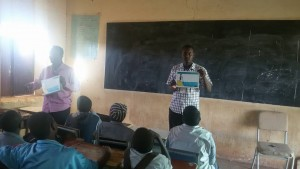 The Aquatic Survival Programme is taught in boys schools by our volunteer Instructors in Khartoum, Sudan.