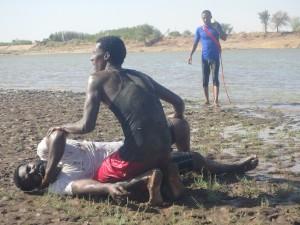 Botri river lifeguards